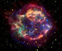 Londralı öğrenciler yeni bir süpernova buldu