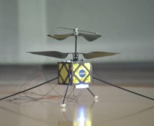 Nasa'dan Mars'a helikopter yollama projesi
