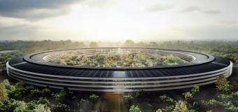 İşte Apple'ın 'enerji tarlası'