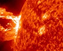 Güneş'i gözleyecek uydu uzaya fırlatıldı