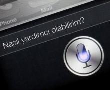 Siri artık Türkçe konuşabiliyor