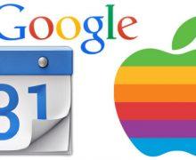 iPhone'lara 'Google Takvim' geldi