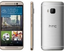 HTC One E9'dan yeni görüntüler ve bilgiler