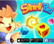 Sihirli Pati oyunu IOS ve Google Play'de