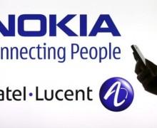 Finlandiyalı Nokia, Alcatel-Lucent'ı satın aldı