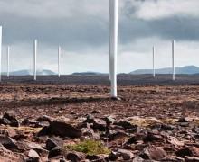 Bu türbinler sallanarak Elektrik üretiyor!