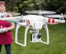 GoPro 2016'da drone sunacak