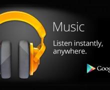 Google Play Music'te ücretsiz müzik dönemi