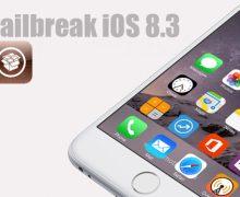 iOS 8.3 Jailbreak çıktı