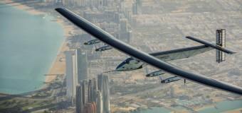 Solar Impulse 2'den yeni rekor