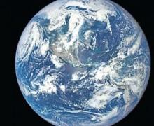 Uzay aracından Dünya portresi