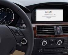Google'a BMW engeli!