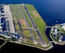 Ordu-Giresun Havalimanı'nda ilk uçuş gerçekleşti