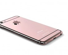 Pempe renkli iPhone'lar geliyor