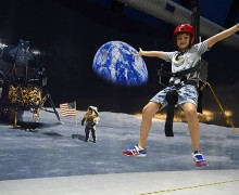 'Uzaya gitmek' için İzmir'i seçtiler