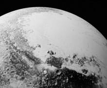 Plüton gezegeninden yeni resimler geldi!