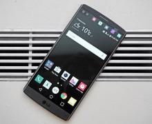 LG'nin yeni telefonu V10 Türkiye'ye geldi