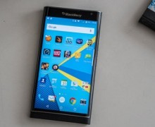 Blackberry Android Telefonunu Piyasada!