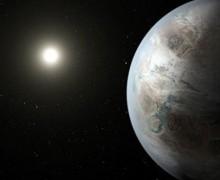 Bir gezegen doğuyor!