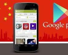 Google Play Store Çin Yollarında