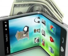Cep telefonları cüzdanların yerini alıyor