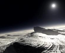 Plüton'da buz volkanı olduğu tahmin ediliyor