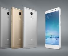 Xiaomi, Redmi Note 3'ü tanıttı!