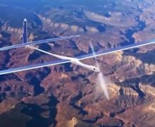 Google Drone'ları 5G internet dağıtacak