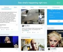 Twitter'dan yeni özellik, 23 ülkede canlı ana sayfa