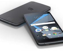 BlackBerry'nin yeni ürünü 'DTEK50'